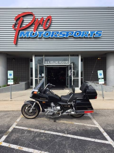 1986 Honda Gold Wing Aspencade in Fond Du Lac, Wisconsin