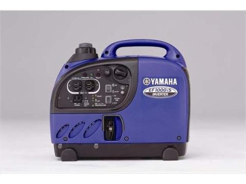2014 Yamaha Inverter EF1000iS in Fond Du Lac, Wisconsin