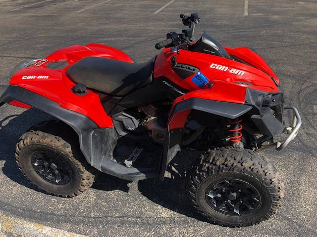 2016 Can-Am Renegade 570 in Fond Du Lac, Wisconsin - Photo 2
