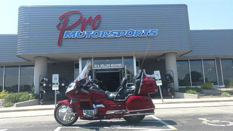 1999 Honda Gold Wing Aspencade in Fond Du Lac, Wisconsin