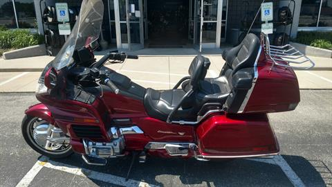 1999 Honda Gold Wing Aspencade in Fond Du Lac, Wisconsin - Photo 2