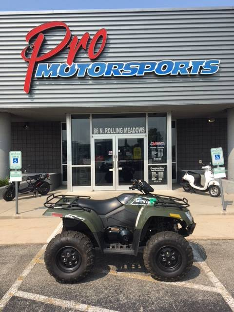 2015 Arctic Cat 500 in Fond Du Lac, Wisconsin