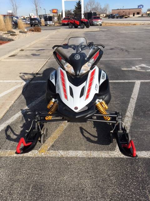 2008 Yamaha Apex GT in Fond Du Lac, Wisconsin