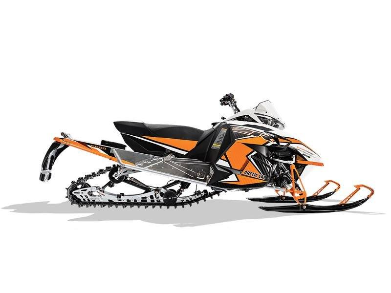 "2016 Arctic Cat ZR 6000 137"" Sno Pro ES in Fond Du Lac, Wisconsin"