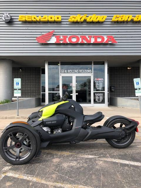 2019 Can-Am Ryker 900 ACE in Fond Du Lac, Wisconsin - Photo 1