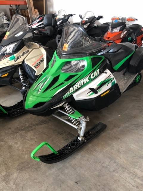 2009 Arctic Cat F8 LXR in Fond Du Lac, Wisconsin