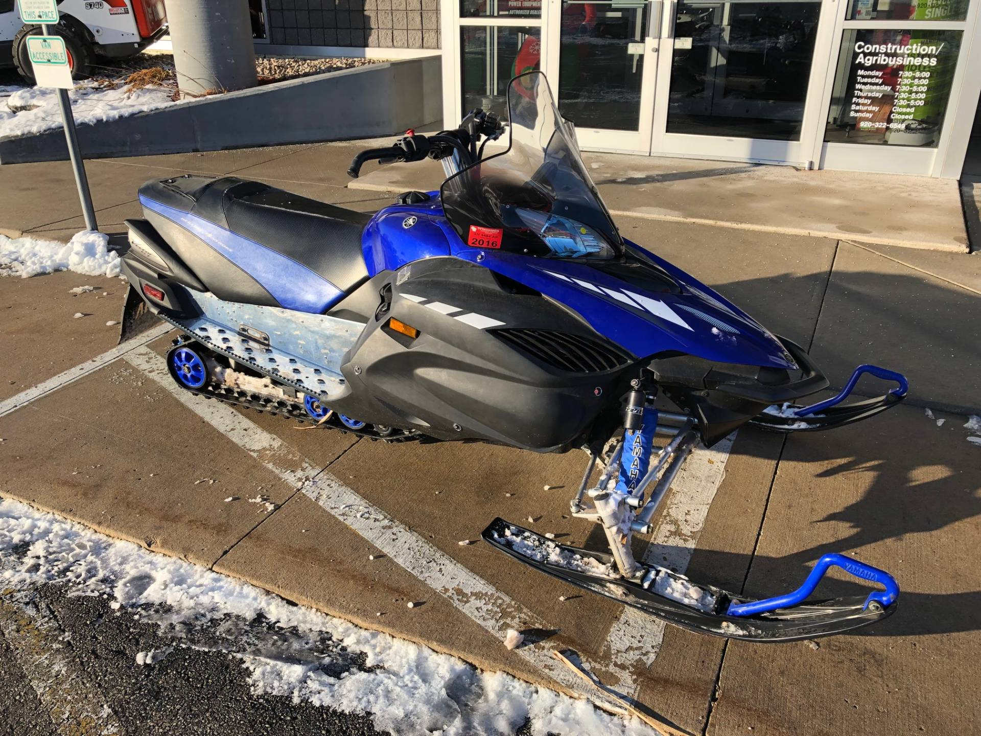 2008 Yamaha RS Vector GT in Fond Du Lac, Wisconsin
