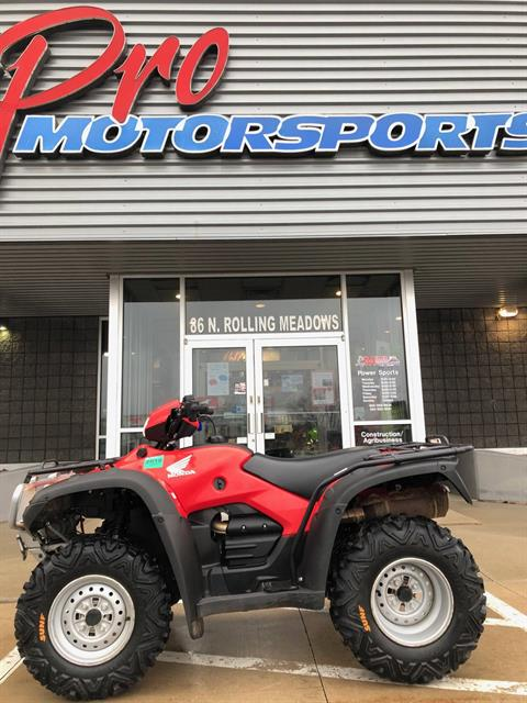 2011 Honda FourTrax® Foreman® 4x4 ES in Fond Du Lac, Wisconsin