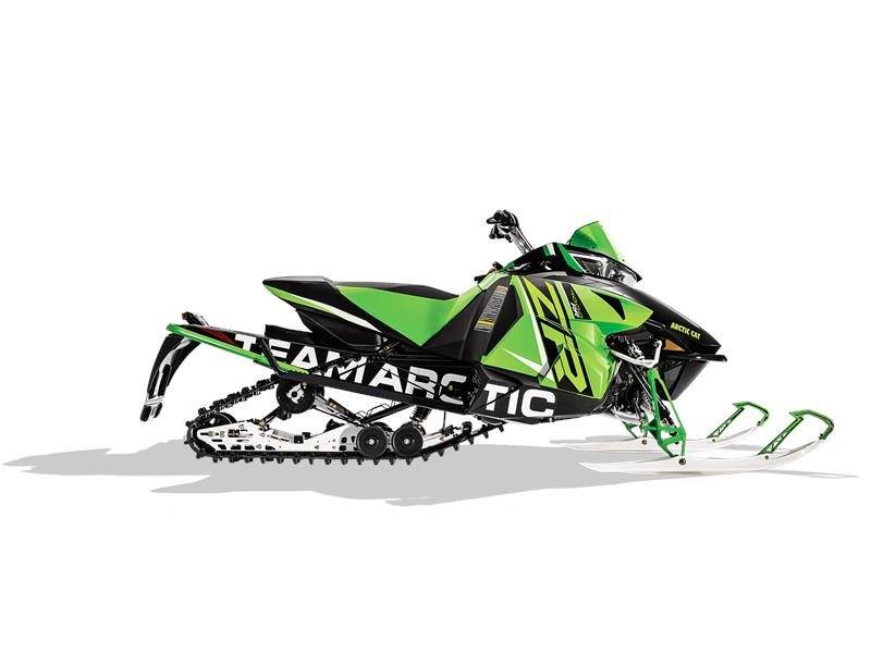 "2016 Arctic Cat ZR 4000 129"" RR in Fond Du Lac, Wisconsin"