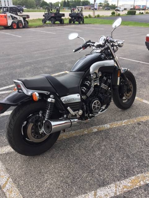1998 Yamaha VMX12K V-MAX 1200 in Fond Du Lac, Wisconsin - Photo 3
