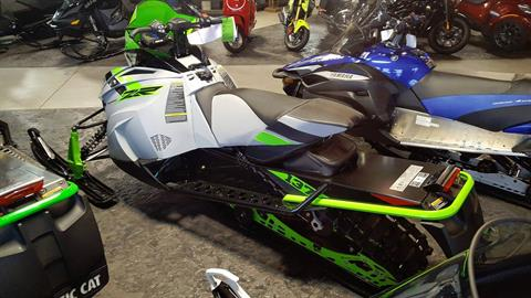 2018 Arctic Cat ZR 8000 Sno Pro ES (137) Early Release in Fond Du Lac, Wisconsin