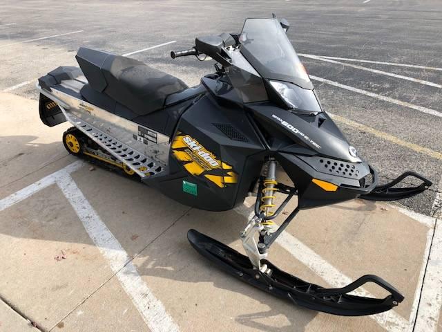 2009 Ski-Doo MX Z X 600 H.O. E-TEC 3