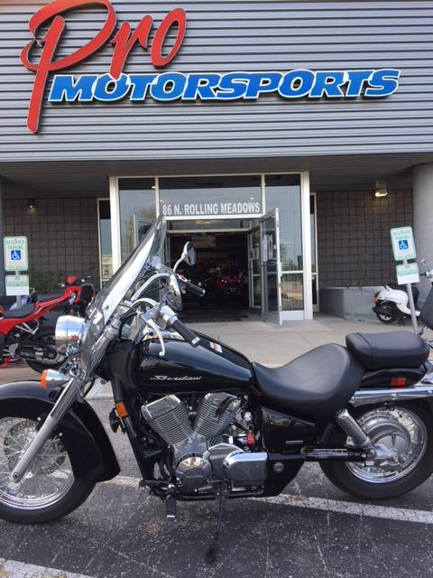 2014 Honda Shadow Aero® in Fond Du Lac, Wisconsin
