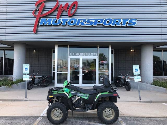 2005 Arctic Cat 500 4x4 Automatic in Fond Du Lac, Wisconsin