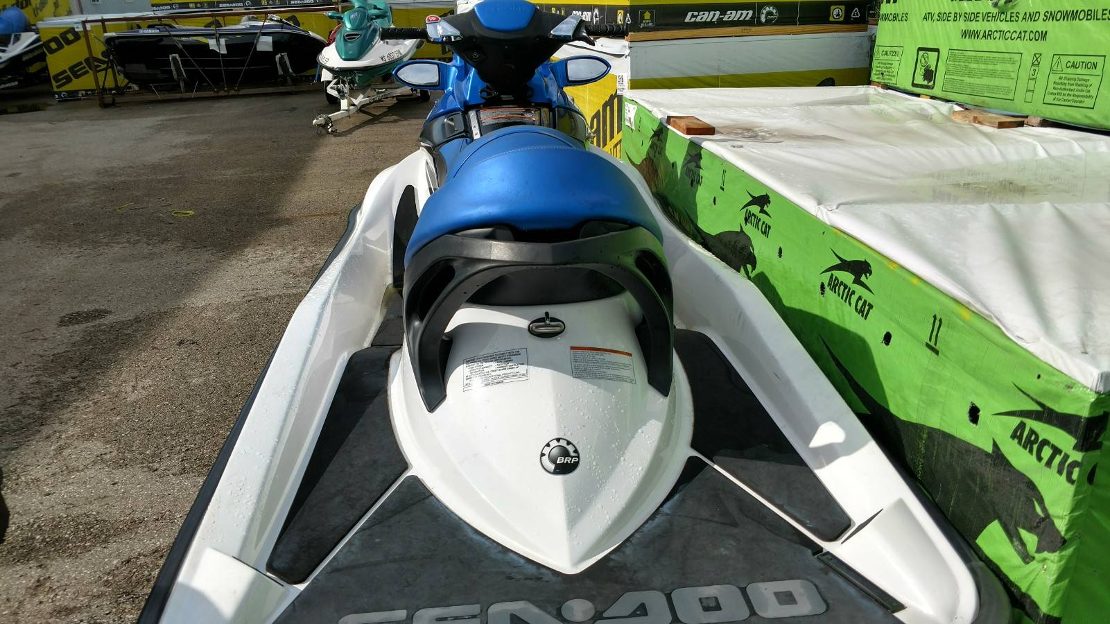 2008 Sea-Doo GTX 215 in Fond Du Lac, Wisconsin