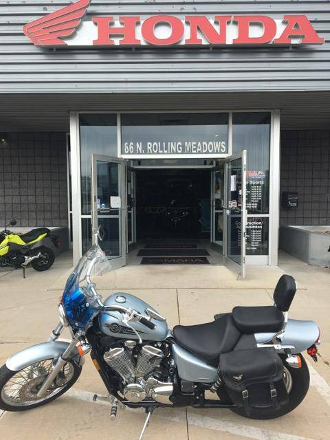 2007 Honda Shadow® VLX Deluxe in Fond Du Lac, Wisconsin - Photo 1