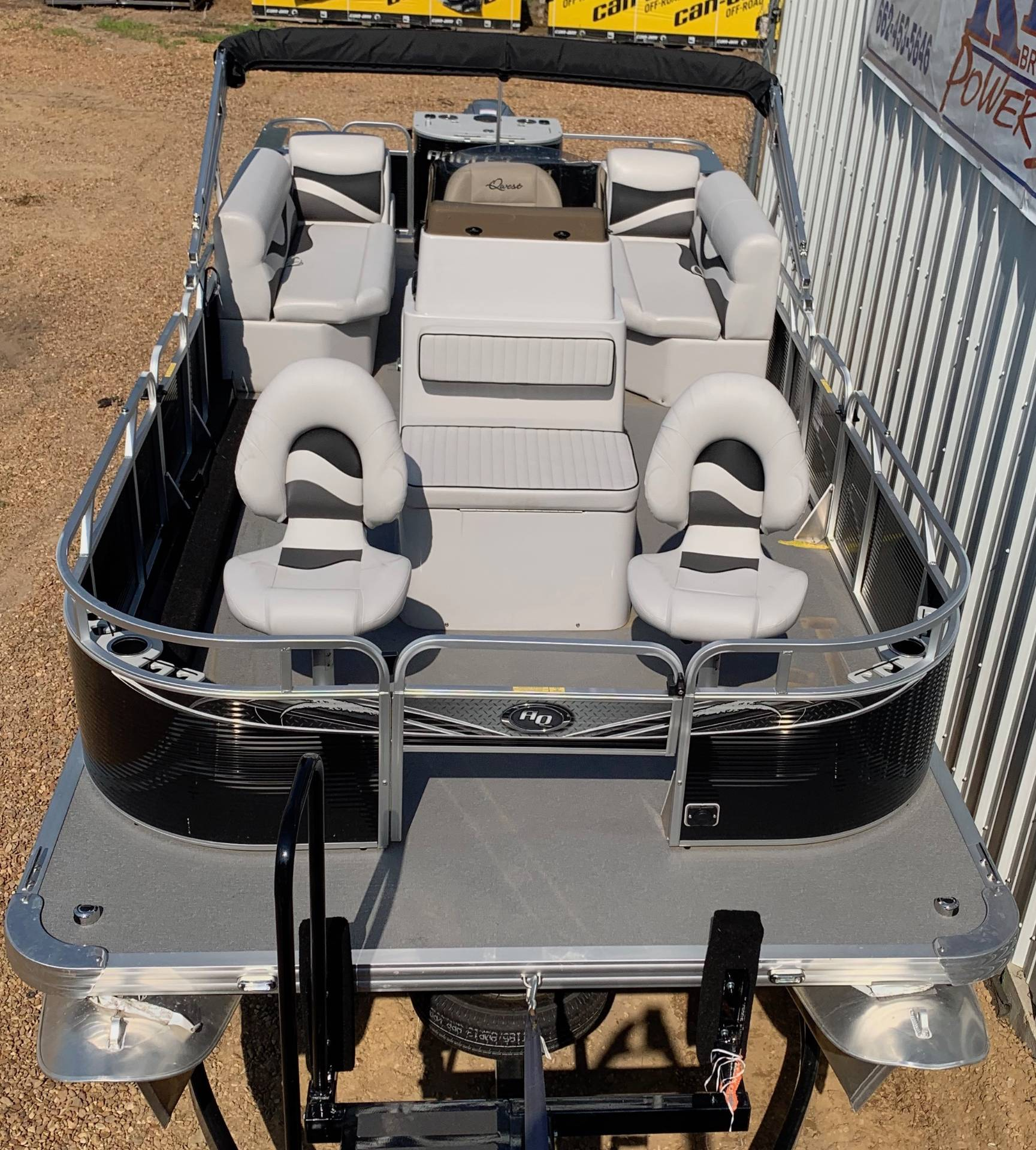 2019 Angler Qwest 820 ALL SPORT in Greenwood, Mississippi - Photo 4