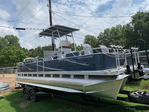2019 Angler Qwest 824 CRAPPIE PONTOON in Greenwood, Mississippi - Photo 1