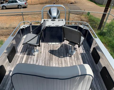 2019 Angler Qwest 824 CRAPPIE PONTOON in Greenwood, Mississippi - Photo 4