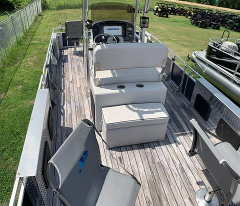 2019 Angler Qwest 824 CRAPPIE PONTOON in Greenwood, Mississippi - Photo 5