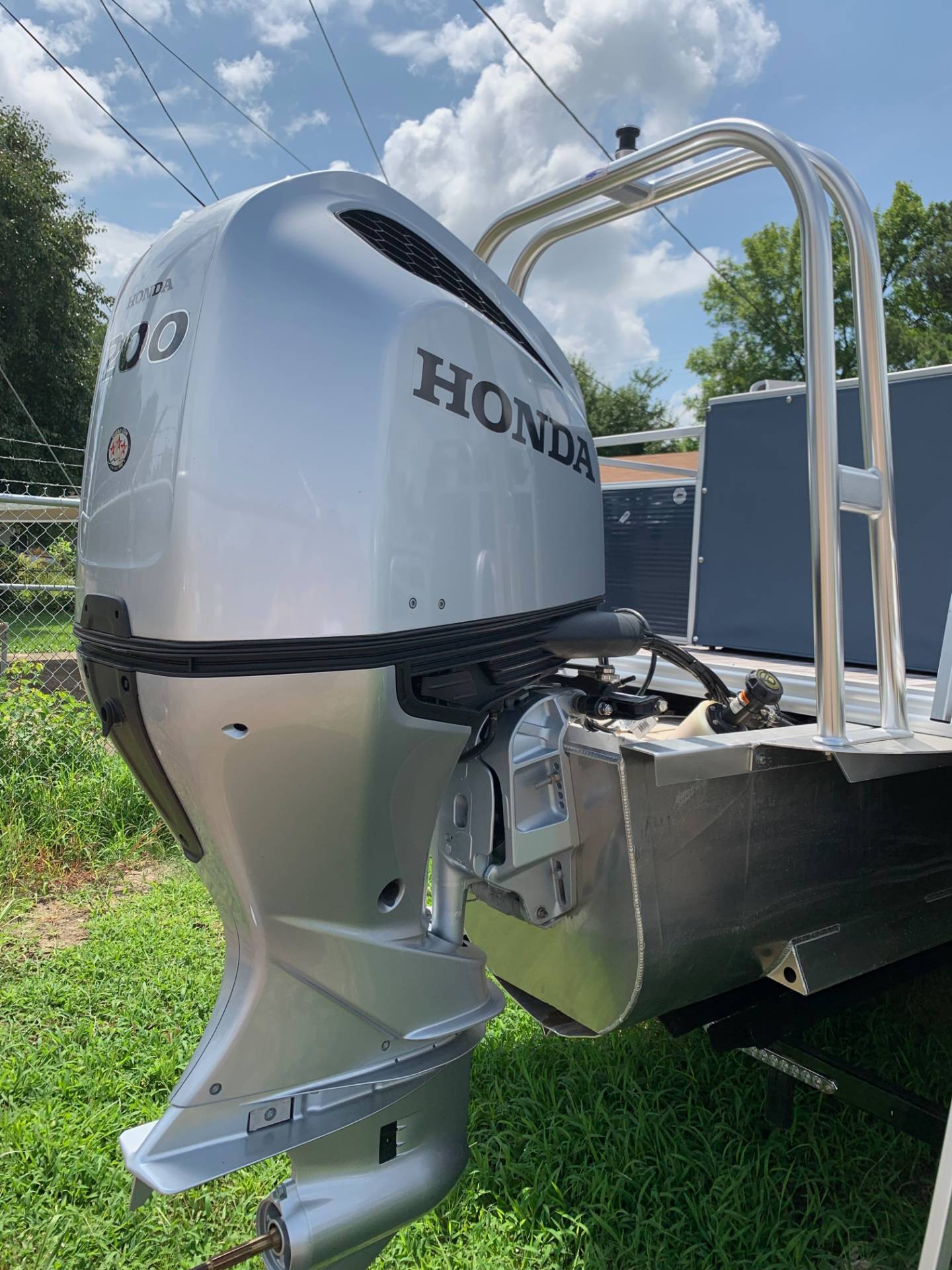2019 Angler Qwest 824 CRAPPIE PONTOON in Greenwood, Mississippi - Photo 7