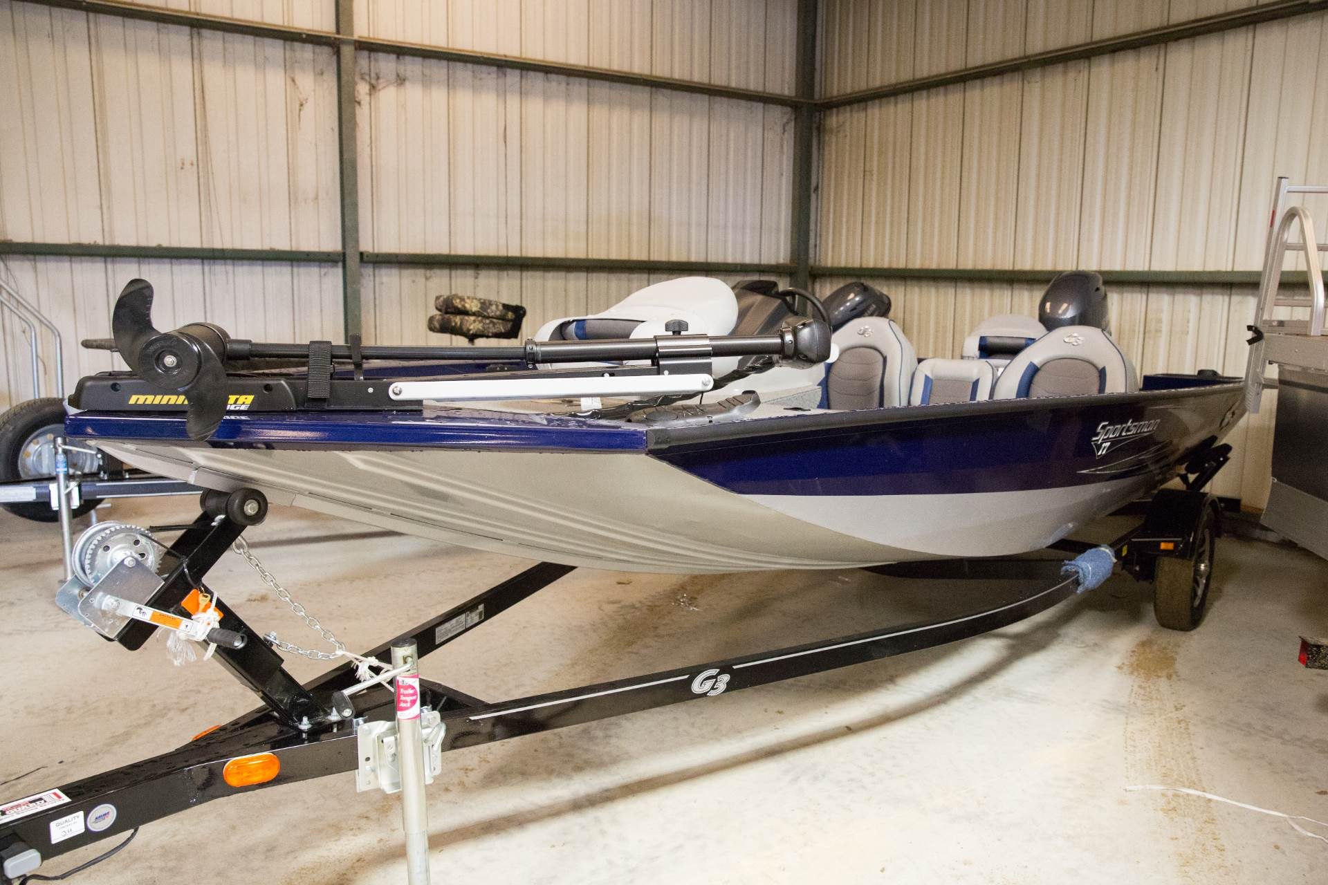 2018 G3 Sportsman 17 PFX in Greenwood, Mississippi