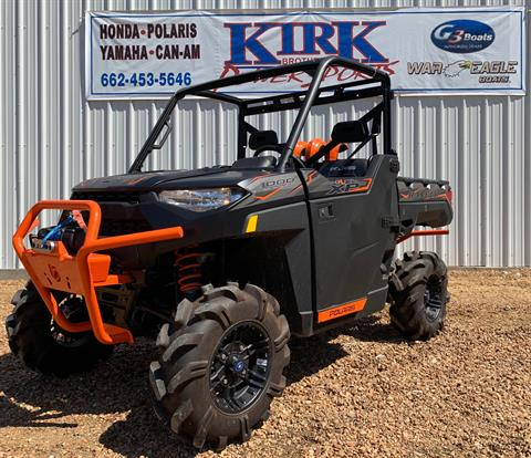 2019 Polaris Ranger XP 1000 EPS High Lifter Edition in Greenwood, Mississippi