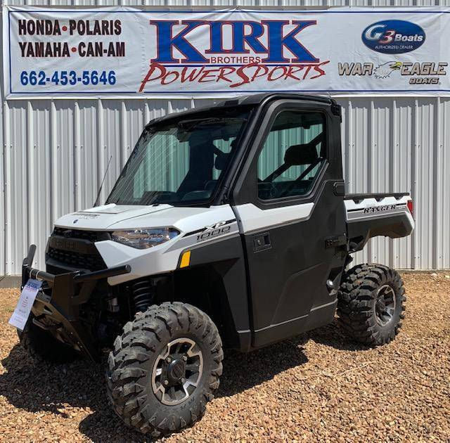 2019 Polaris Ranger XP 1000 EPS Northstar Edition Factory Choice in Greenwood, Mississippi