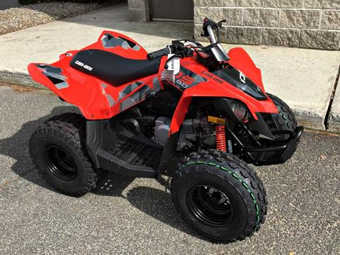 2017 Can-Am DS 90 in Enfield, Connecticut