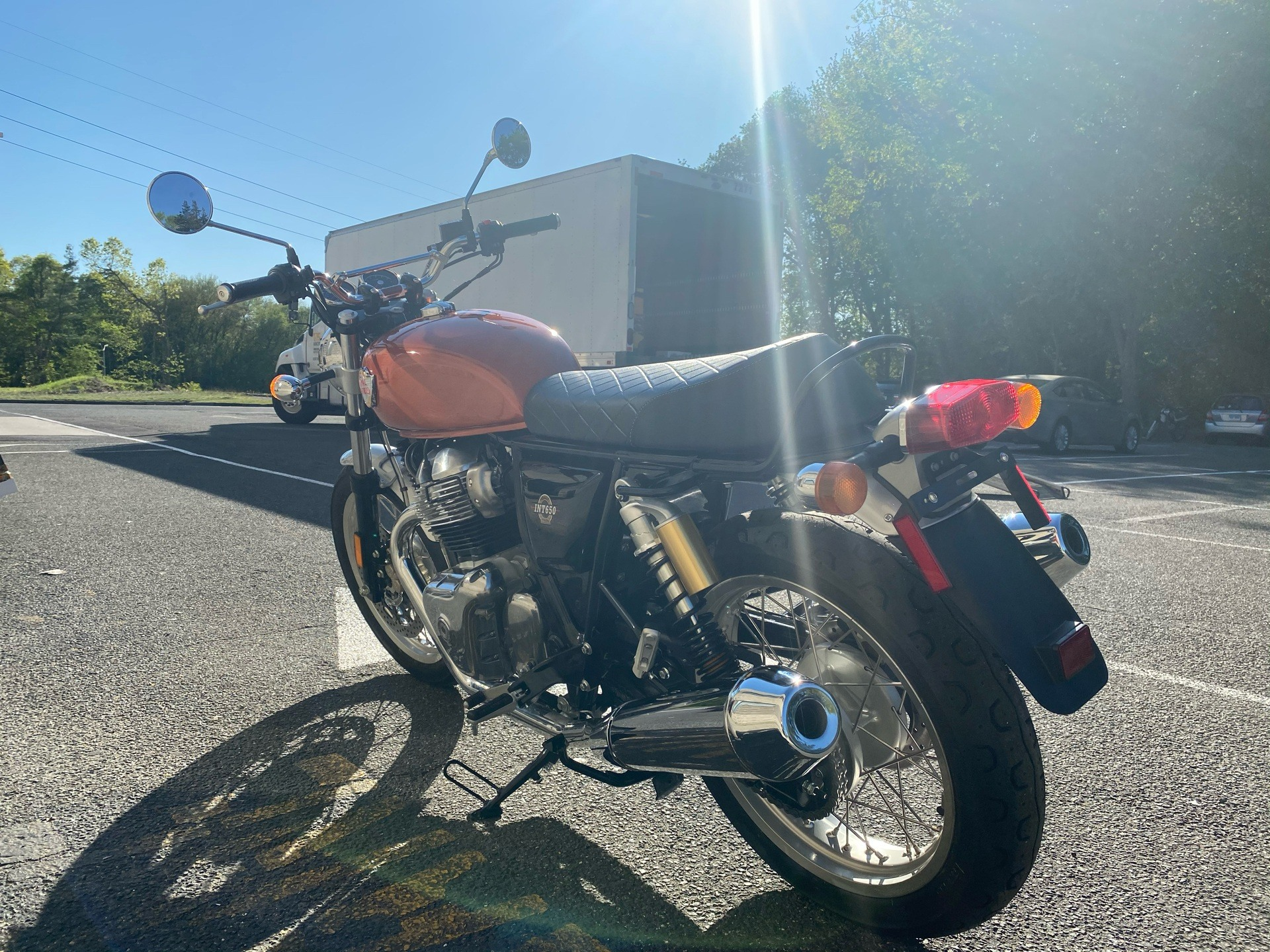 2020 Royal Enfield INT650 in Enfield, Connecticut - Photo 7