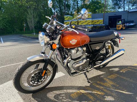 2020 Royal Enfield INT650 in Enfield, Connecticut - Photo 9