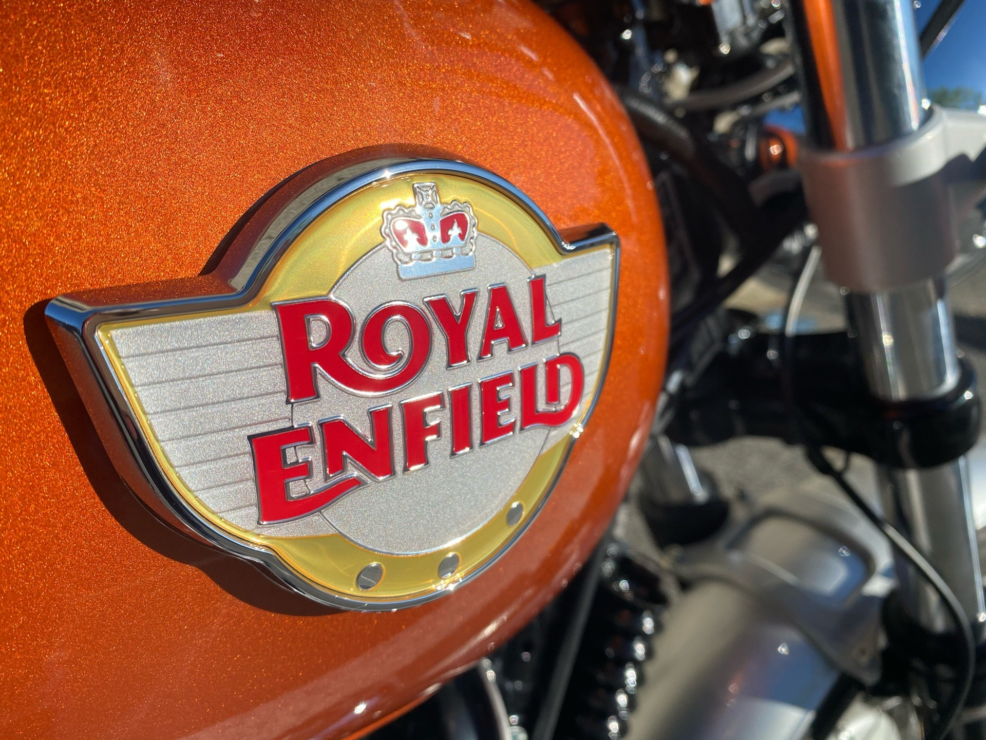 2020 Royal Enfield INT650 in Enfield, Connecticut - Photo 15