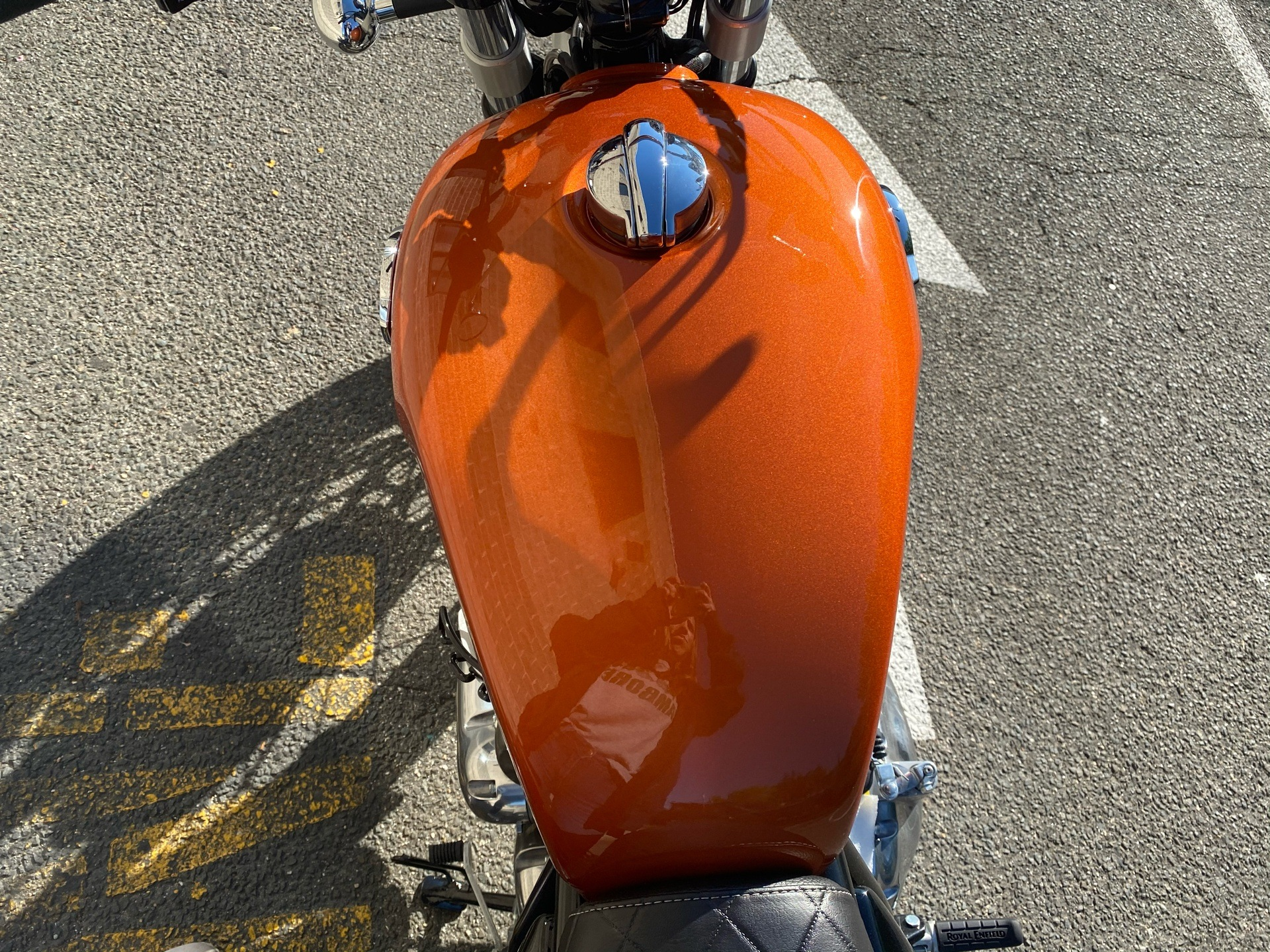 2020 Royal Enfield INT650 in Enfield, Connecticut - Photo 25