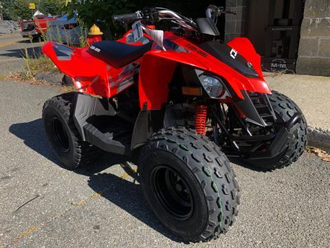 2020 Can-Am DS 70 in Enfield, Connecticut