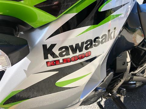 2008 Kawasaki KLR650 in Enfield, Connecticut - Photo 12