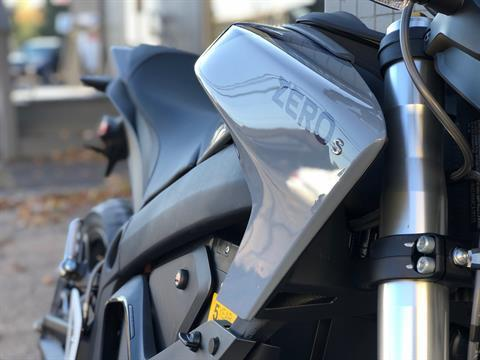 2021 Zero Motorcycles S ZF7.2 in Enfield, Connecticut - Photo 12