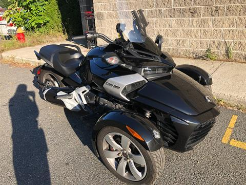 2015 Can-Am Spyder® F3 SE6 in Enfield, Connecticut - Photo 1