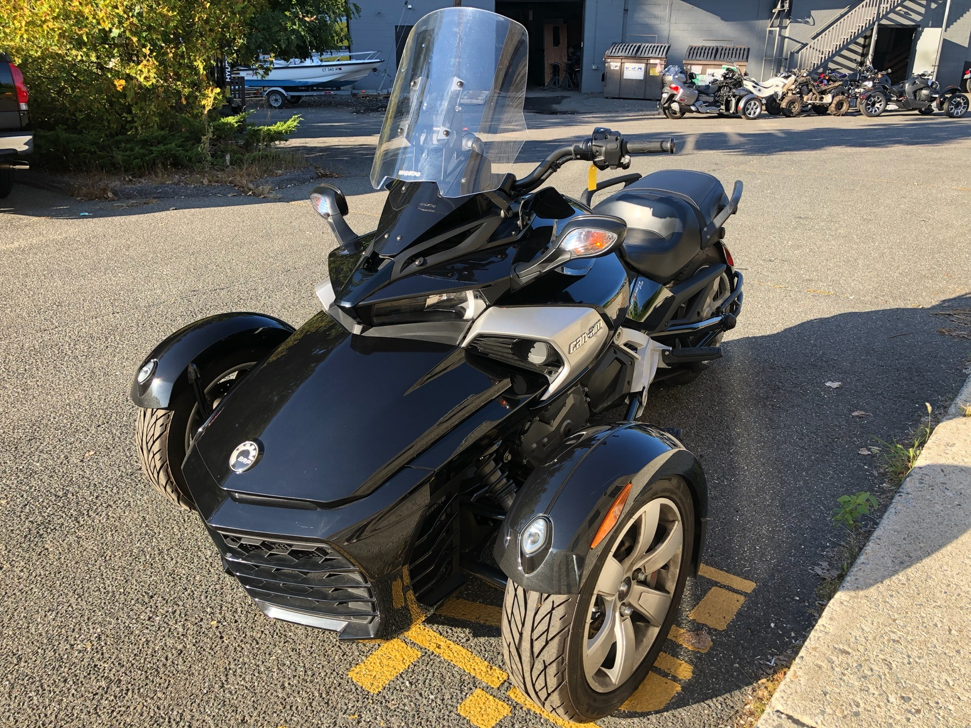 2015 Can-Am Spyder® F3 SE6 in Enfield, Connecticut - Photo 10