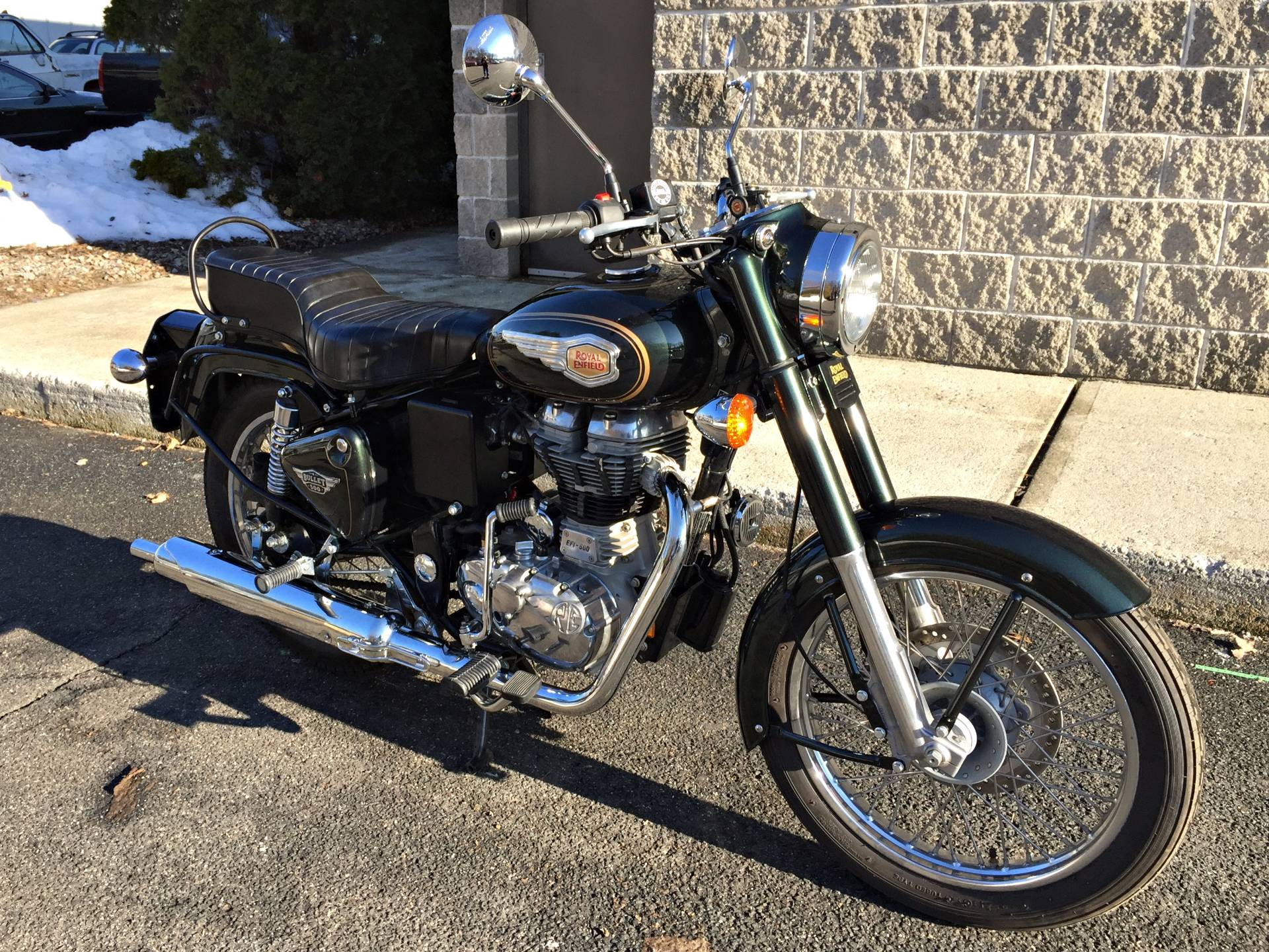 Royal enfield bullet pictures - 2016 Royal Enfield Bullet 500 Efi In Enfield Connecticut