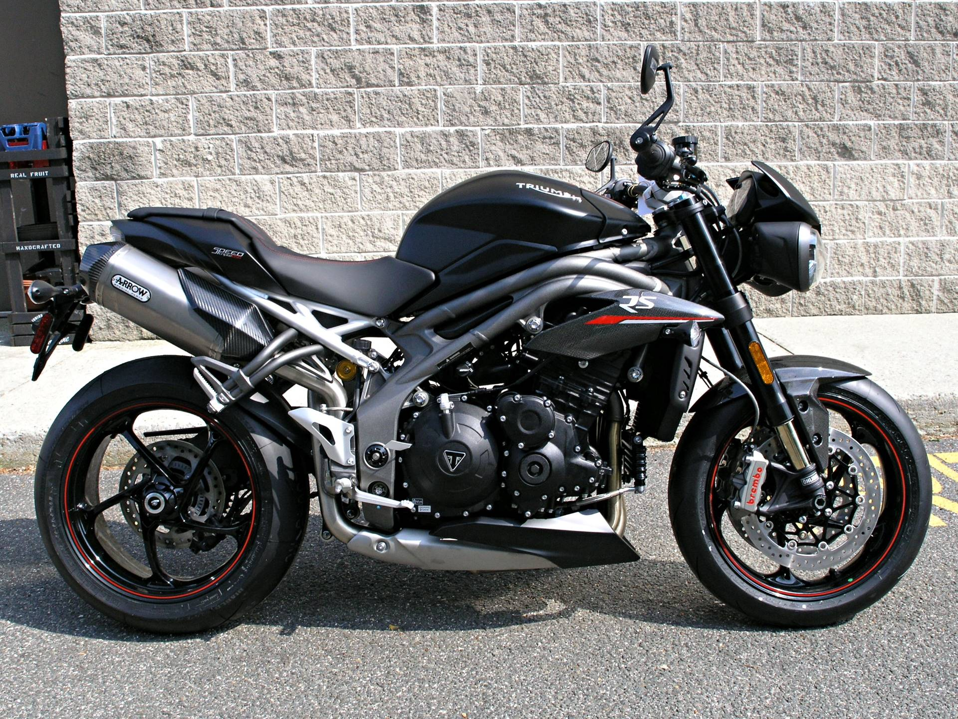 2019 Triumph Speed Triple RS in Enfield, Connecticut - Photo 8