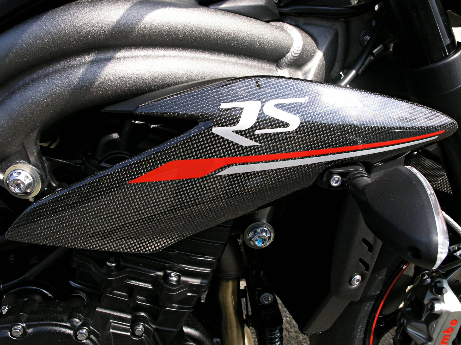 2019 Triumph Speed Triple RS in Enfield, Connecticut - Photo 21