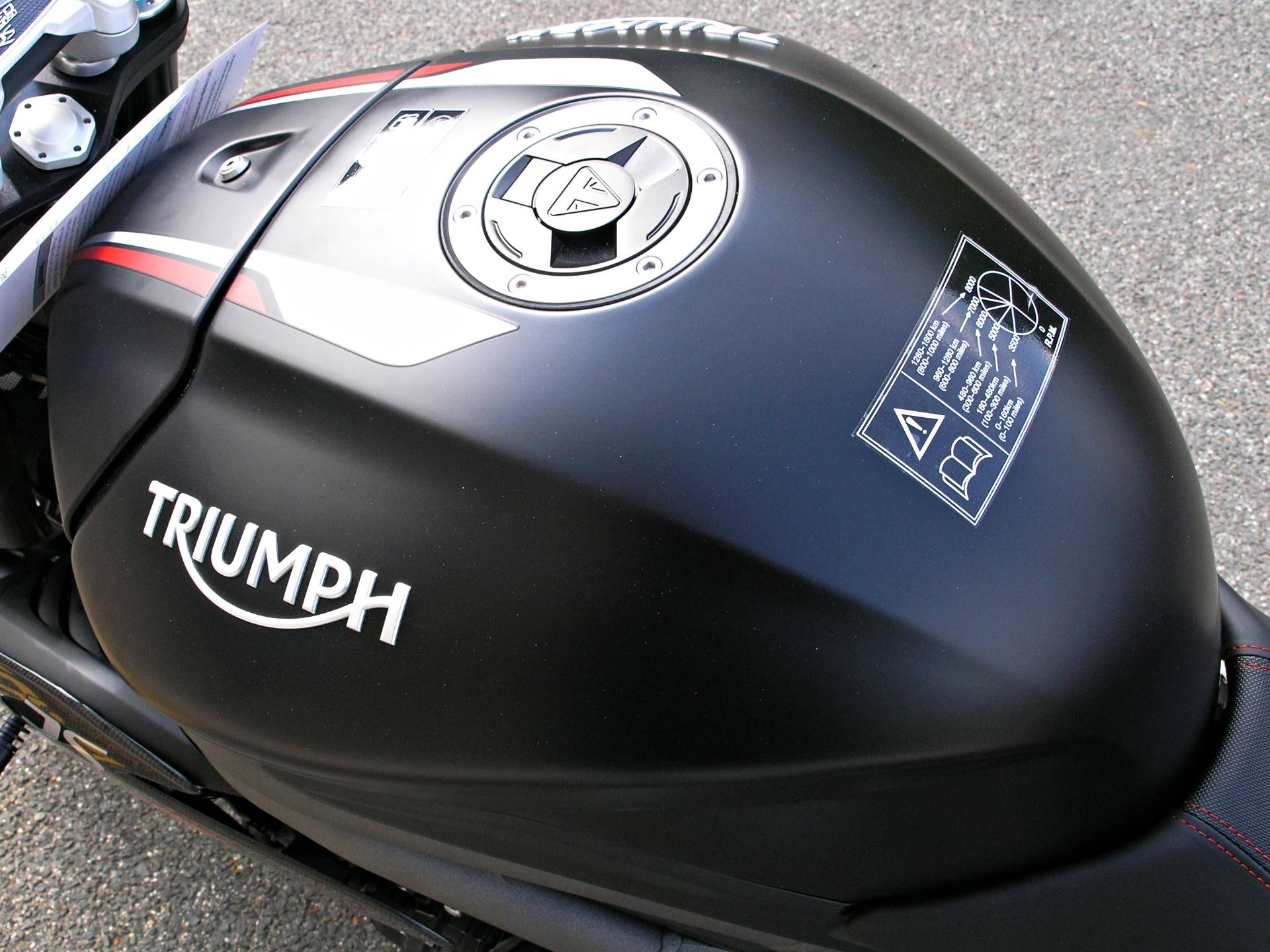 2019 Triumph Speed Triple RS in Enfield, Connecticut - Photo 20