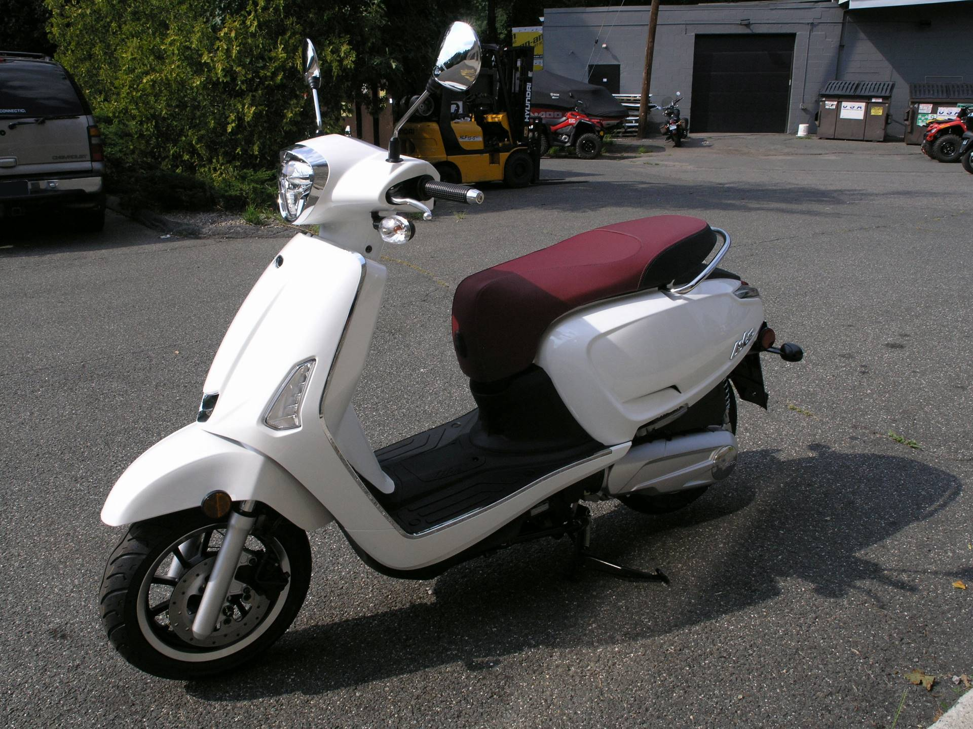 2018 Kymco Like 150i ABS in Enfield, Connecticut