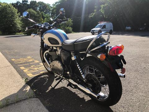 2019 Triumph Bonneville T120 in Enfield, Connecticut - Photo 5