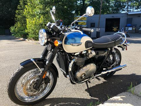 2019 Triumph Bonneville T120 in Enfield, Connecticut - Photo 7