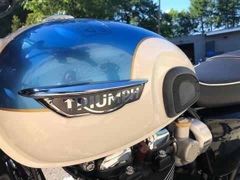 2019 Triumph Bonneville T120 in Enfield, Connecticut - Photo 14