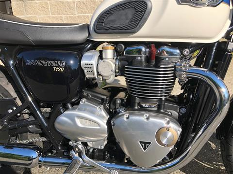 2019 Triumph Bonneville T120 in Enfield, Connecticut - Photo 20