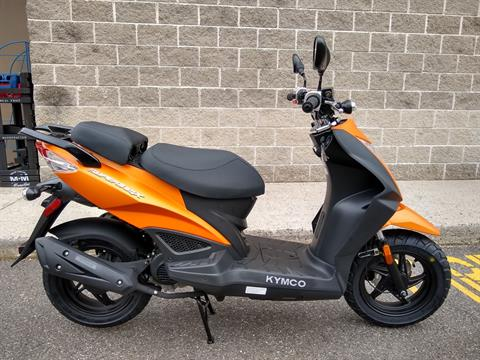 2019 Kymco Super 8 50X in Enfield, Connecticut - Photo 6