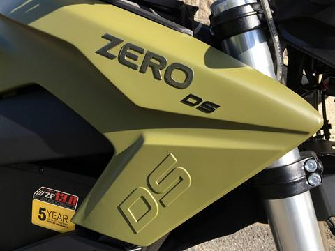 2018 Zero Motorcycles DS ZF13.0 in Enfield, Connecticut