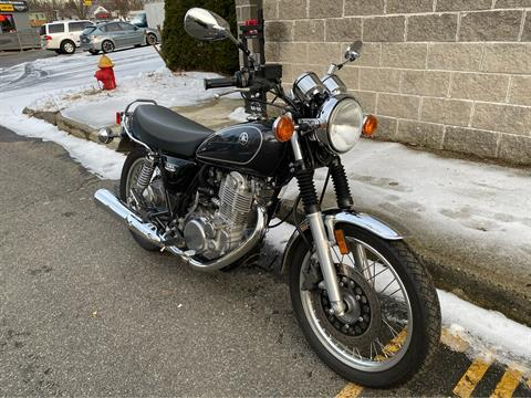 2015 Yamaha SR400 in Enfield, Connecticut